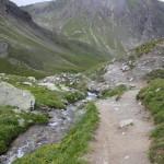 Wanderweg auf der Hochebene